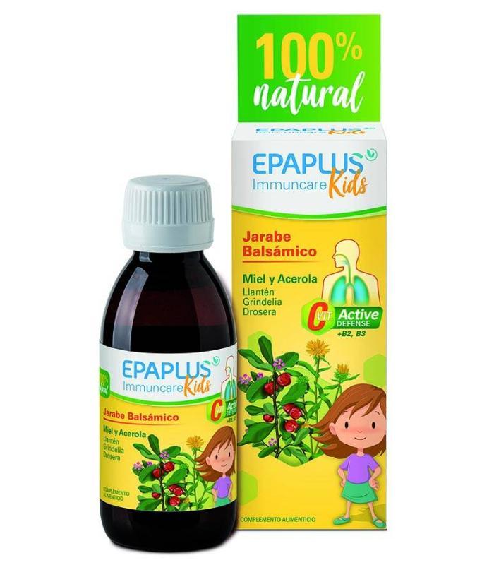 comprar EPAPLUS JARABE BALSAMICO IMMUNCARE KIDS