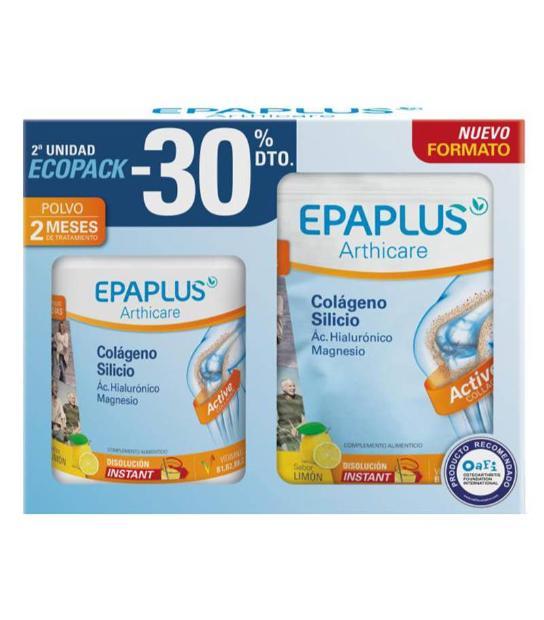 PACK EPAPLUS ARTHICARE LIMON DOYPACK 2X334GR