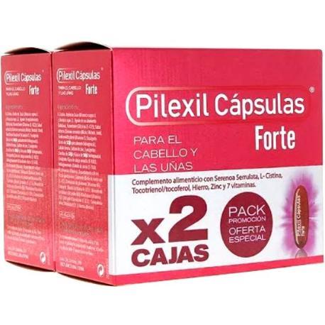 comprar DUPLO PILEXIL FORTE CABELLO Y UÑAS 2 X 100 CAPSULAS