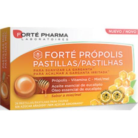 comprar FORTE PROPOLIS PASTILLAS SABOR MIEL 24 COMPRIMIDOS FORTE PHARMA