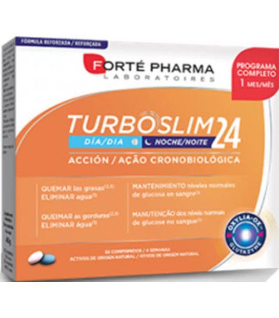TURBOSLIM CRONOACTIVE FORTE 56 CAPSULAS