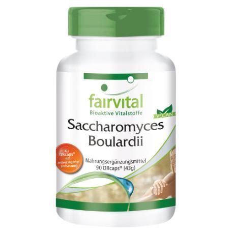 comprar FAIRVITAL SACCHAROMYCES BOULARDII - 90 DRCAPS