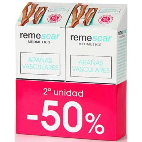 comprar PACK 2 REMESCAR ARAÑAS VASCULARES 2ºUND 50%