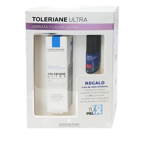 comprar LA ROCHE-POSAY COFRE TOLERIANE ULTRA CON LACA DE UÑAS SOLIDARIA
