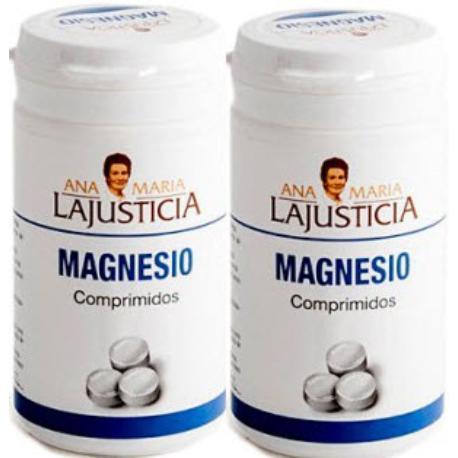 comprar DUPLO CLORURO DE MAGNESIO 147 COMPRIMIDOS ANA MARIA LAJUSTICIA
