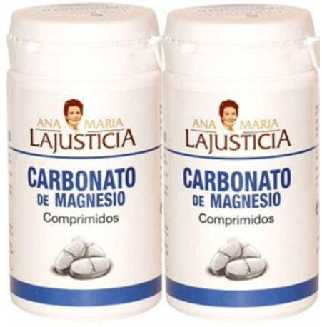 comprar DUPLO CARBONATO DE MAGNESIO 75 COMPRIMIDOS ANA MARIA LAJUSTICIA
