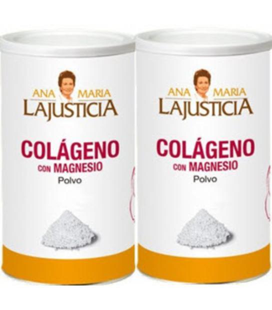 DUPLO COLAGENO CON MAGNESIO 350GR ANA MARIA LAJUSTICIA