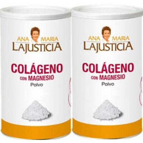 comprar DUPLO COLAGENO CON MAGNESIO 350GR ANA MARIA LAJUSTICIA