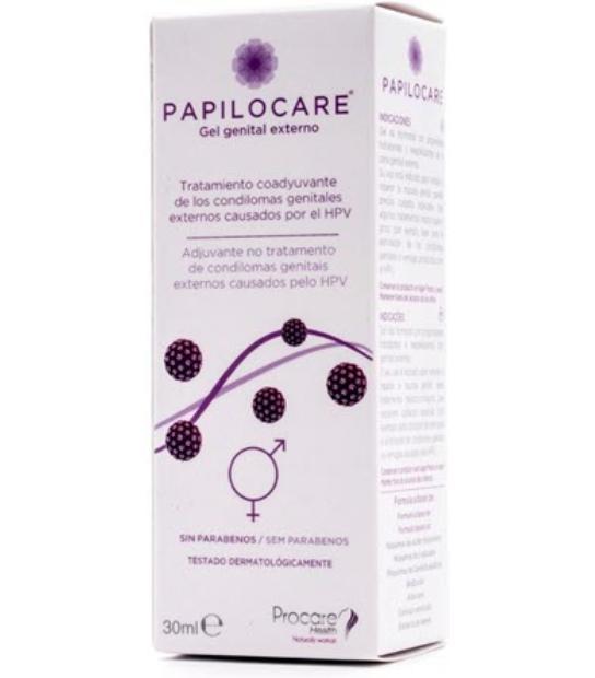 comprar PAPILOCARE GEL GENITAL EXTERNO 30ML