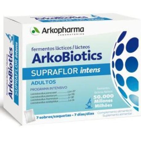comprar ARKOBIOTICS SUPRAFLOR INTENS ADULTOS 7 SOBRES ARKOPHARMA