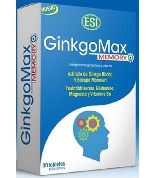 comprar GINKGOMAX MEMORY 30 TABLETAS ESI