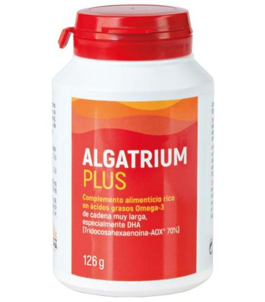 ALGATRIUM PLUS (70% DHA), 180 PERLAS
