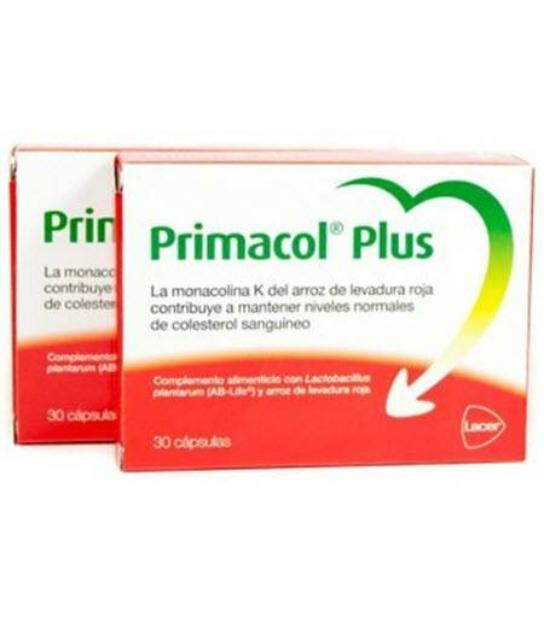 DUPLO PRIMACOL PLUS 30 CAPSULAS