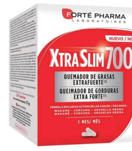 comprar XSTRASLIM 700 120 CAPSULAS