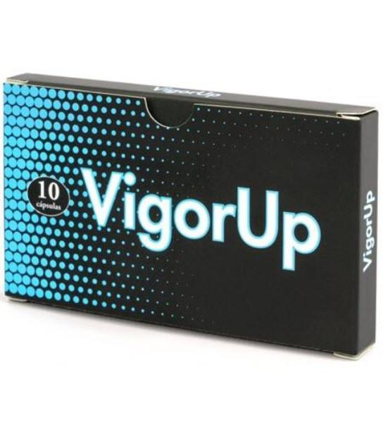 VIGOR UP 10 CAPSULAS (antiguo Fortemax)
