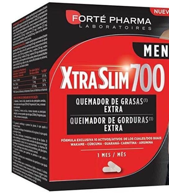 COMPRAR XTRASLIM 700 MEN 120 CAPSULAS