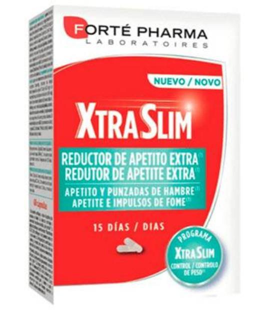 COMPRAR XTRASLIM REDUCTOR DE APETITO EXTRA 60 CAPSULAS
