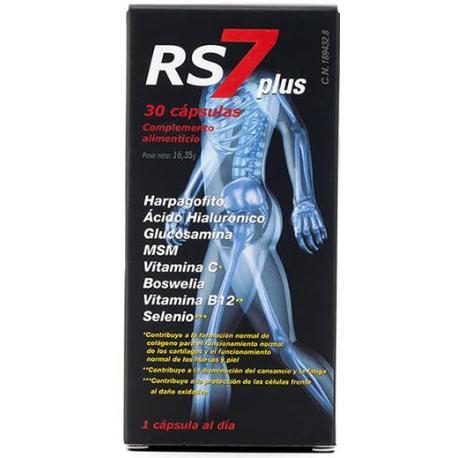 comprar RS7 PLUS 30 CAPSULAS