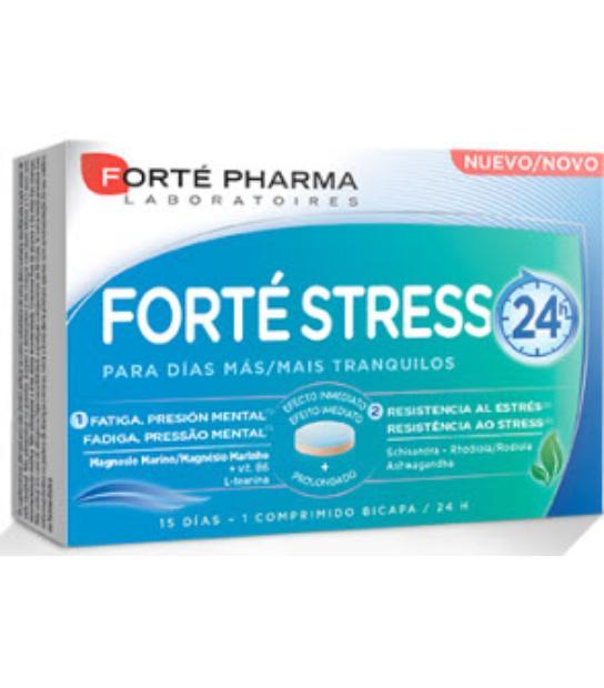 FORTE STRESS 24 HORAS 15 COMPRIMIDOS FORTE PHARMA