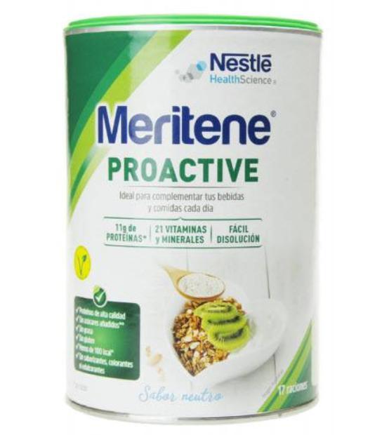 MERITENE PROACTIVE SABOR NEUTRO 408 GRS