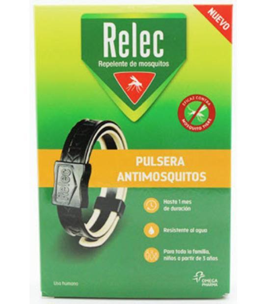 comprar PULSERA ANTIMOSQUITOS ADULTO RELEC