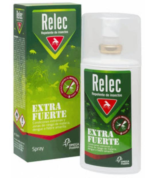 comprar REPELENTE EXTRA FUERTE SPRAY 75ML RELEC