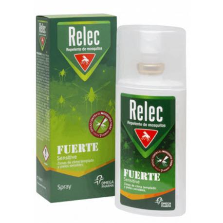 comprar REPELENTE FUERTE SPRAY 75ML RELEC