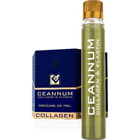 comprar CEANNUM COLLAGEN & ELASTIN 10 VIALES BEBIBLES ACTAFARMA. En farmadina.com
