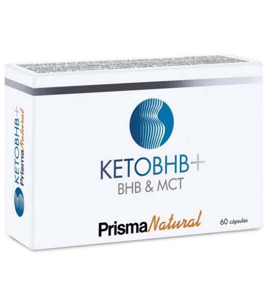 COMPRAR KETOBHB + 60 CAPSULAS PRISMA NATURAL en tu parafarmacia