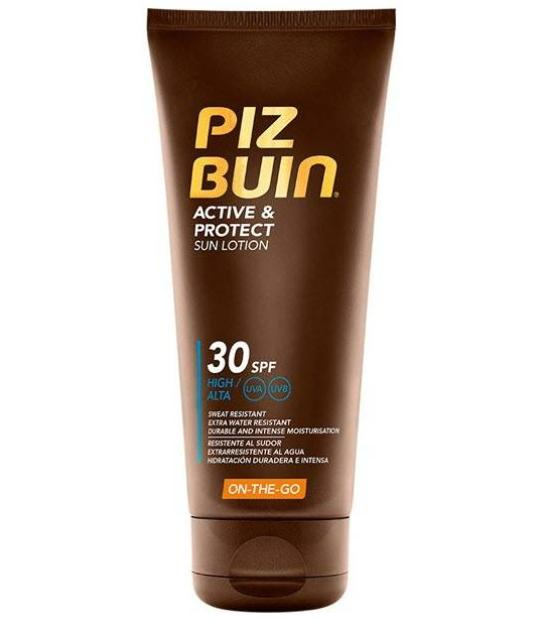 PIZ BUIN ACTIVE & PROTECT SUN LOTION 30 SPF 100 ML