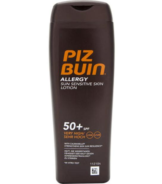 PIZ BUIN ALLERGY LOCION PROTECCION SOLAR SPF50+ 200ML