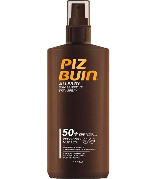 comprar PIZ BUIN ALLERGY SPRAY PROTECCION SOLAR SPF50+ 200ML