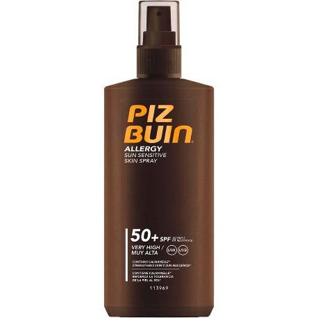 comprar PIZ BUIN ALLERGY SPRAY PROTECCION SOLAR SPF50+ 200ML
