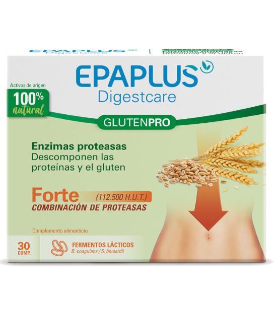 comprar EPAPLUS DIGESTCARE GLUTENPRO FORTE 30 COMPRIMIDOS