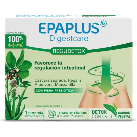 comprar EPAPLUS REGUDETOX 30 COMPRIMIDOS
