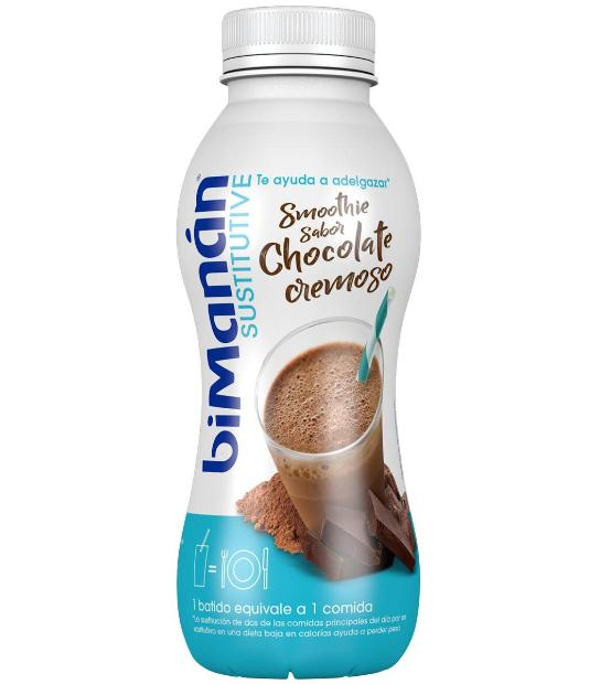 comprar BIMANAN BATIDO SMOOTHIE CHOCOLATE CREMOSO 330ML