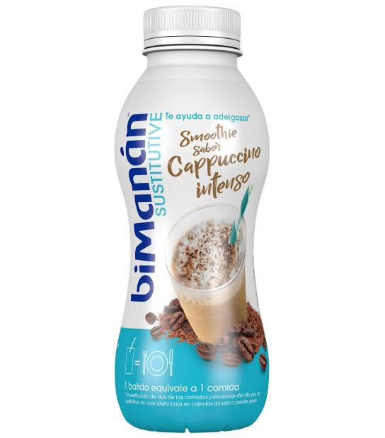 BIMANAN BATIDO SMOOTHIE CAPUCCINO INTENSO 330ML