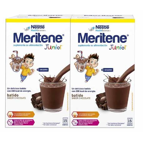 comprar DUPLO MERITENE JUNIOR CHOCOLATE