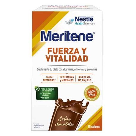 COMPRAR MERITENE CHOCOLATE 50 SOBRES