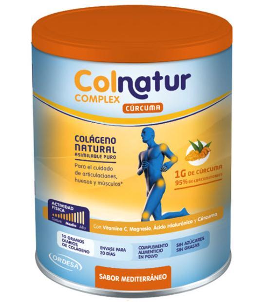 COLNATUR CURCUMA COMPLEX 250 GR.