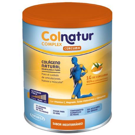 COMPRAR COLNATUR CURCUMA COMPLEX 250 GR.