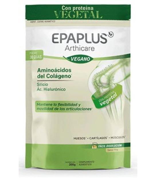 EPAPLUS ARTHICARE VEGANO POLVO SABOR PIÑA 300G