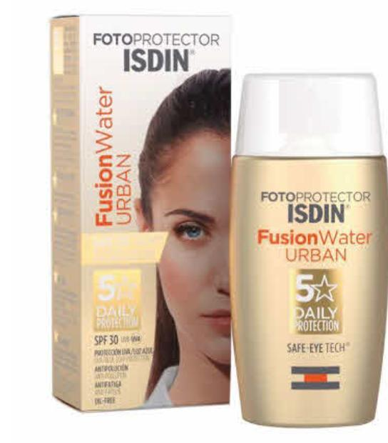 ISDIN FOTOPROTECTOR FUSION WATER URBAN SPF 30 50ML