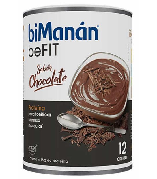 BIMANAN BEFIT CREMA CHOCOLATE 540 G. BOTE ECO (ANTES PRO)