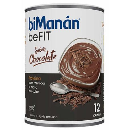 BIMANAN BEFIT CREMA CHOCOLATE 540 g. BOTE ECO PRO
