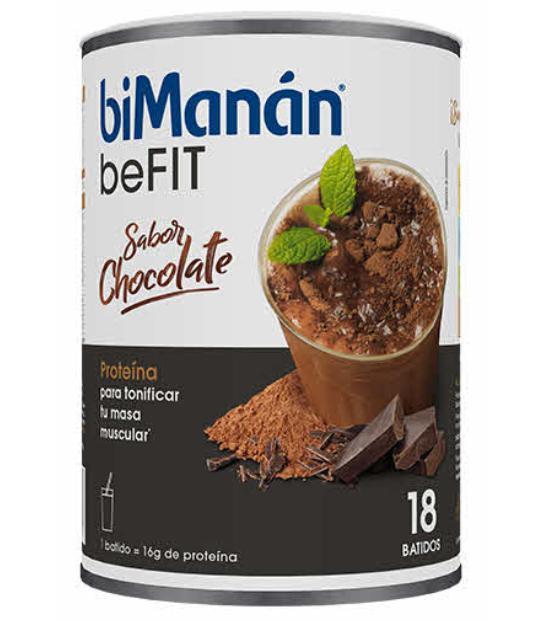 BIMANAN BEFIT BATIDO ECO 540 GR CHOCOLATE BOTE ECO (ANTES PRO)