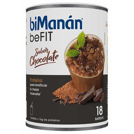 Comprar: BIMANAN BEFIT PRO BATIDO 540 GR CHOCOLATE BOTE ECO, Farmadina.com