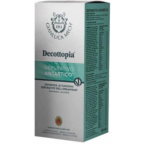 Comprar: DEPURATIVO ANTÁRTICO 250 ML HERBOFARM, Farmadina.com