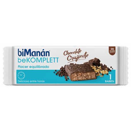 Comprar: BIMANAN BEKOMPLETT BARRITAS DE KOMPLETT CHOCOLATE 8U., Farmadina.com