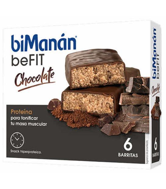 Comprar BIMANAN BEFIT PRO BARRITAS CHOCOLATE